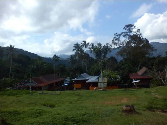 Foto, Kampung di Enrekang, NARIATI XI IPA3, MAN2